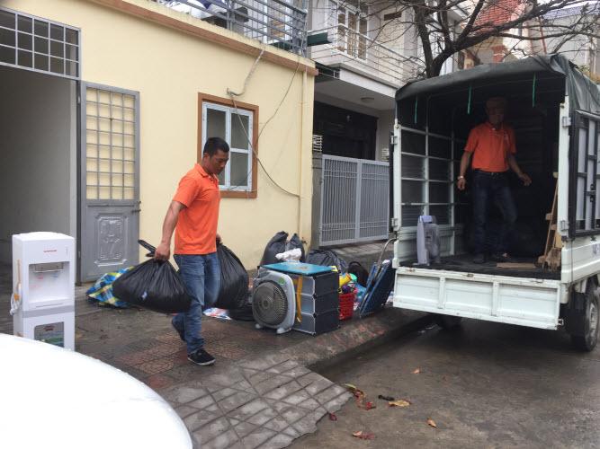 Thi công dịch vụ chuyển nhà